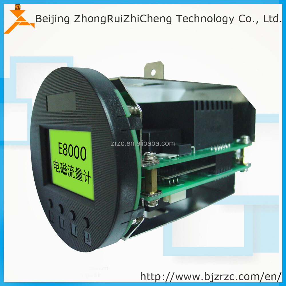 electromagnetic liquid flowmeter price /electromagnetic low cost fuel oil flow meter