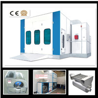 Auto Paint Spray Booth/Baking Booth/Car Paint Drying Oven