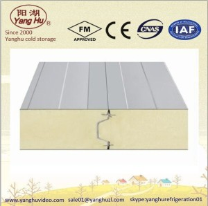 sip roof panel wall pu sandwich panel