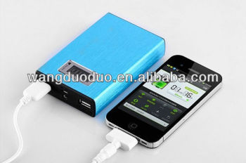 15000mah mobile power bank