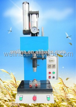 high quality Wellna hole punch machine for metal and hole punch