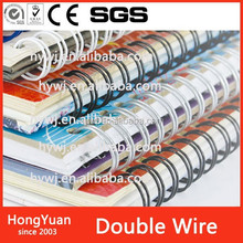 Outside Nylon Well Proportioned , Inner Steel Rigid Double Loop Wire