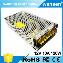 12v 10a 120W Switching Power Supply Regulated Universal for Led Strip AC to DC adapter