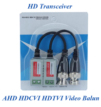 CE FCC UTP Balun Compitable with AHD/CVI/TVI/CVBS signal for 1080p 720p Camera