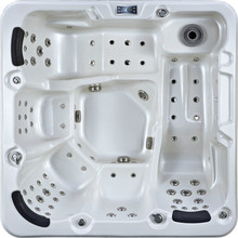 5 Persons Acrylic Sex Family SPA Whirlpool Balboa Control PFDJJ-01