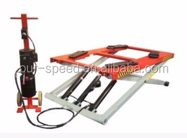 our-speed OS-3 Car/auto auto body pulling machine frame machine car lift