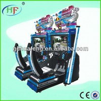 2014 simulator arcade racing car game machine/play free racing car games HF-AM501