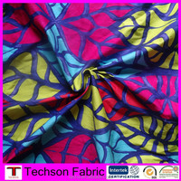 Cotton digital print woven fabric,cotton spandex digital print twill fabric