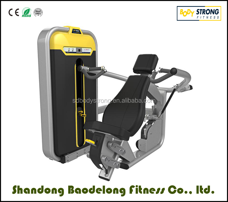 2016 Body Strong Shouler Press Fitness Equipment Gym Machine