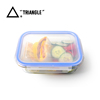 Meal Prep Reusable Glass Container Food