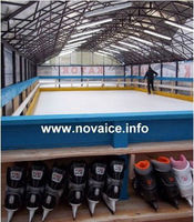 Synthetic Ice - Artificial Ice Rink