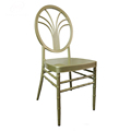 BV authentication durable alunimnun round back multi-function wedding chair