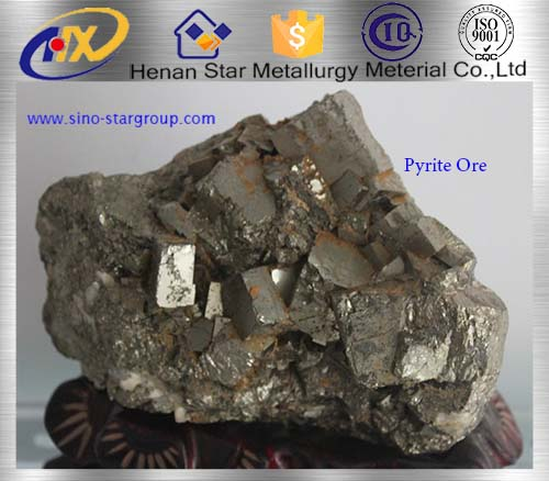 Low price Pyrite Ore iron ore for casting for Sale