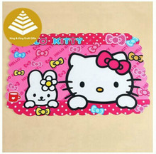 New Products pp weed mat pp table mat waterproof mat christmas felt baby plastic table placemat