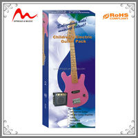 EGP-3 Children's electric guitar pack,guitar kit,guitar gift