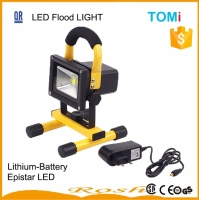 one village trading ltd 30W LED rechargeable Light Super bright Epistar and Lithium-Battery with SAA GS