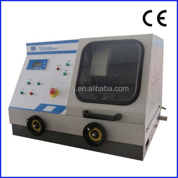 Q-100B Manual/automatic Cutting Machine for Metallographic sample preparation