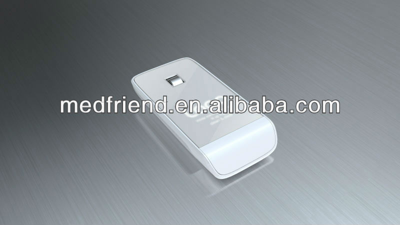 Logo Lit-up Mirror Mouse with Slide Cover hot selling cheapest
