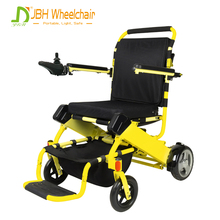 Best aluminum alloy reclining joystick controller pedal manual used electric wheelchair for elderly