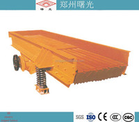 High quality electromechanical heavy vibrator feeders rod and vibrating screen feeder for sale