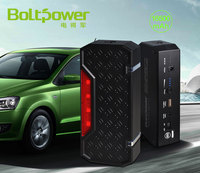 Boltpower Pocket Size USB POWER BANK Car Battery Jump Starter and Portable Charger for Smartphones/Tablets/Cars