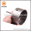 SDS PLUS and SDS MAX Concrete wall hole saw core bit for cement wall