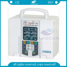 AG-XB-Y1200 Larger LCD!! hospital portable infusion pumps