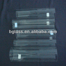 thick wall glass tubing for making glass optical fiber joints