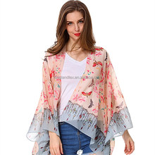 Women latest fashion custom photo printed shawl