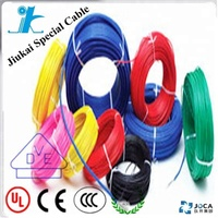 heat and cold resistant silicone rubber insulation 0.5 sq mm wire