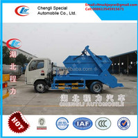 Bin Lifter Garbage Truck Cheap Garbage Truck