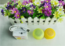 mushroom mini bluetooth speaker compatible with smartphones /tablets/laptops/ and most device with bluetooth capability