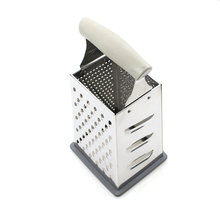Cheese-Grater-Vegetable-Slicer Stainless Steel 4 sides multi function grater