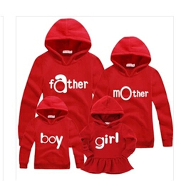 wholesale hot selling 100% organic cotton winter hoody for family