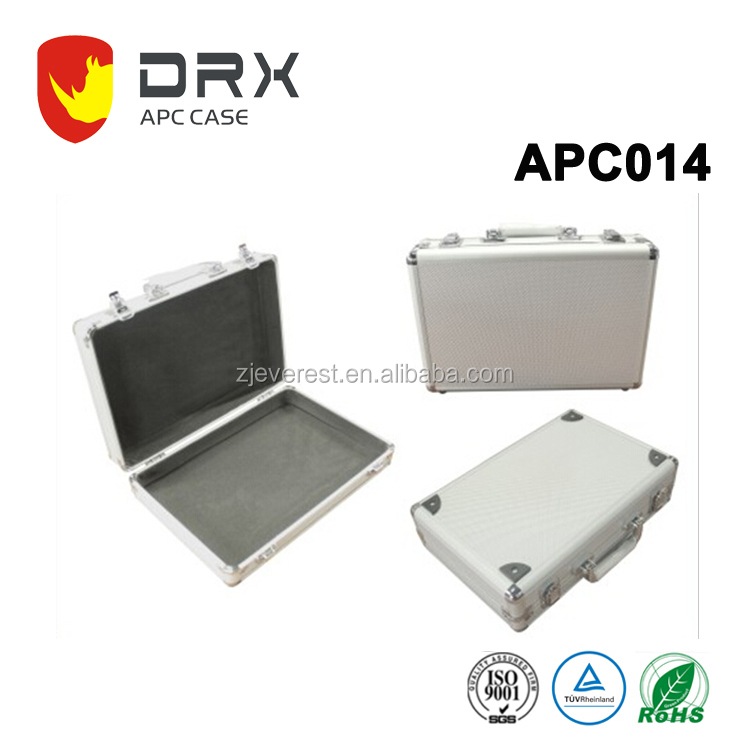 aluminum case / box metal tool box poker chip set