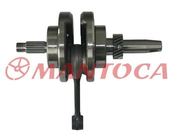 Motorcycle engine parts:Crankshaft assy