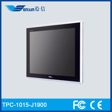 Windows 7 15 Inch TPC-1015-J1900 Industrail Computer Made In China