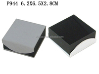 Two Ways Folding Earring Display Pad Liner Insert for Jewelry Box P944
