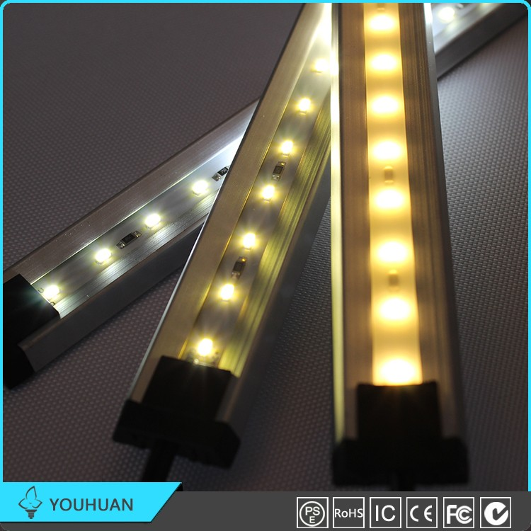 Online retail store aluminium profile dimmable led under cabinet light from Hangzhou