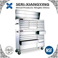 54 inch Heavy Duty Stainless Steel Tool Chest/Tool Box/Tool Cabinet