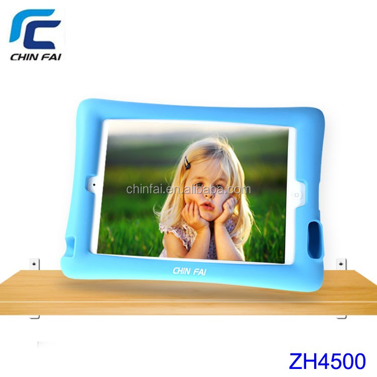 Light Weight Silicone Case for iPad 2/3/4 Shockproof and Protective Tablet Case for Apple iPAD 9.7 inch Tablet