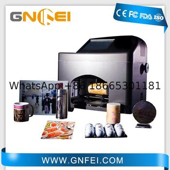 Made in China golden supplier candle printing machine
