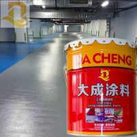 Self Leveling Epoxy Resin Flooring Coating