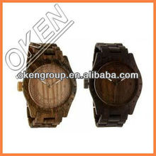 Attractive,Fashionable Wooden Wristwatches,Beautiful Wooden Timepiece