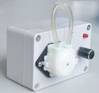 Kamoer KCP diy peristaltic pump for liquid