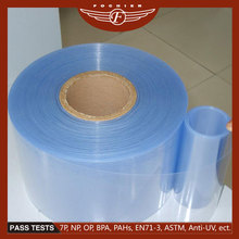Clear pet film thermoforming rolls