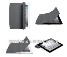 New Arrival Ultra Thin Smart Cover Wake/Sleep Smart Case Cover for iPad Air