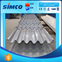 Trustworthy China Supplier galvanized corrugated metal roofing sheet