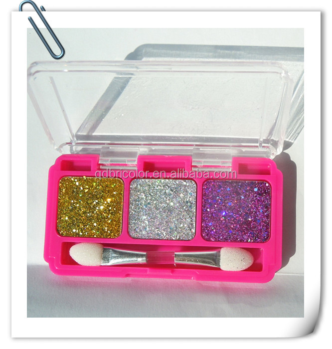 2017 New Popular Cream Glitter Eyeshadow