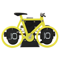 Christmas Gift Item Bicycle Flip Clock Small Size